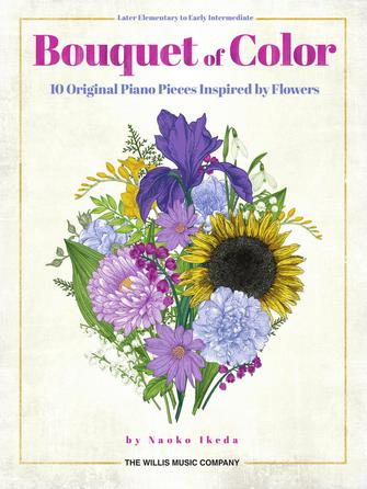 Product Cover for Bouquet of Color