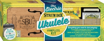 Product Cover for The Electric Strum Box Ukulele Complete Kit