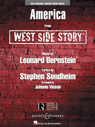 Product Cover for America (from West Side Story)