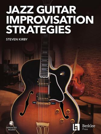 Product Cover for Jazz Guitar Improvisation Strategies