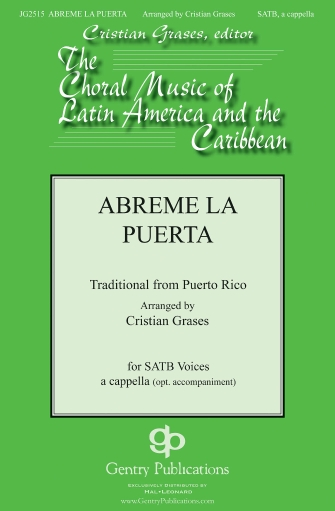 Product Cover for Abreme La Puerta