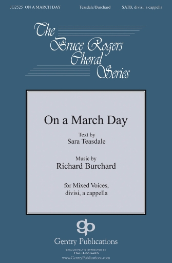 Product Cover for On a March Day
