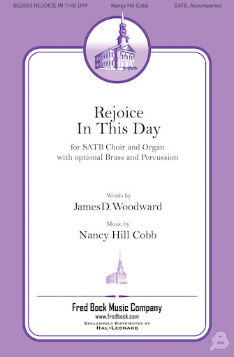 Product Cover for Rejoice in This Day