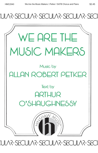 Product Cover for We Are the Music Makers