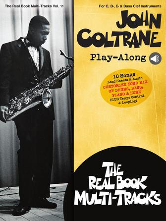 Product Cover for John Coltrane Play-Along