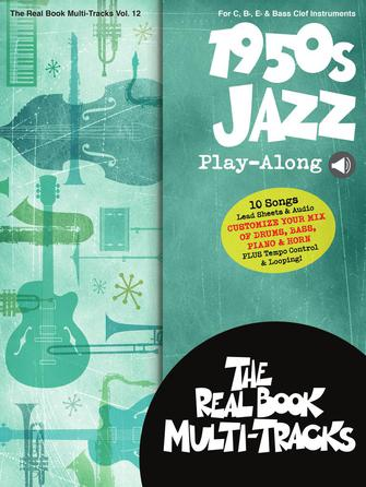 Product Cover for 1950s Jazz Play-Along
