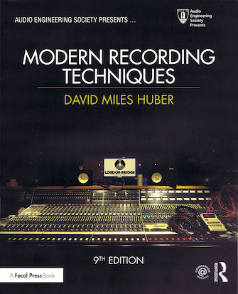 Product Cover for Modern Recording Techniques – 9th Edition