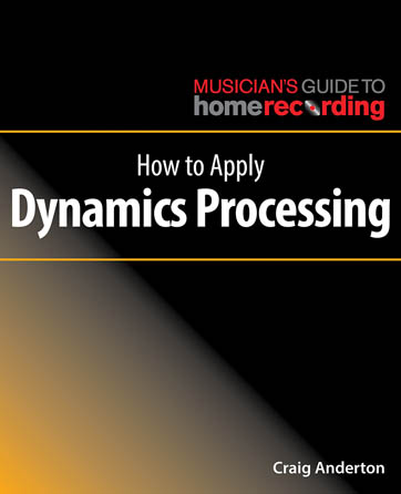 Product Cover for How to Apply Dynamics Processing