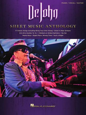 Product Cover for Dr. John Sheet Music Anthology