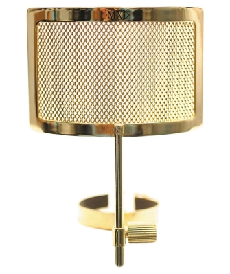 Product Cover for Gold Metal Mesh Pop Filter