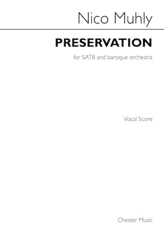 Product Cover for Preservation