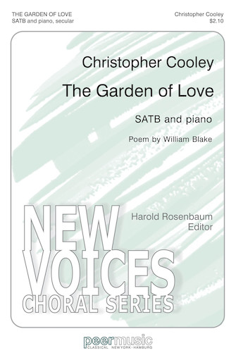 Product Cover for The Garden of Love