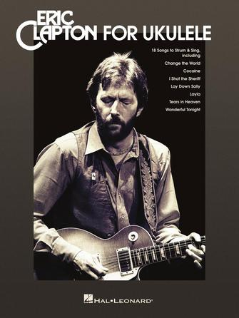 Product Cover for Eric Clapton for Ukulele