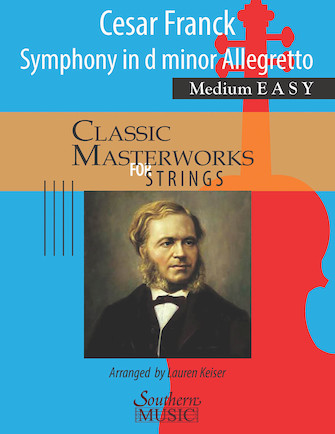 Product Cover for Symphony in D Minor Allegretto