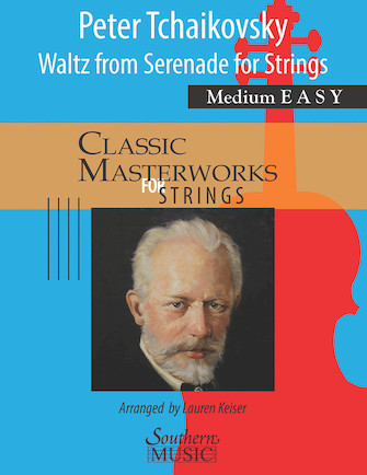 Product Cover for Waltz from Serenade for Strings