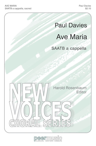 Product Cover for Ave Maria