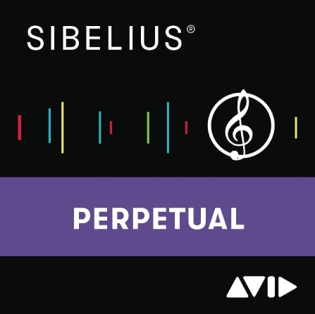 Product Cover for Sibelius Perpetual License