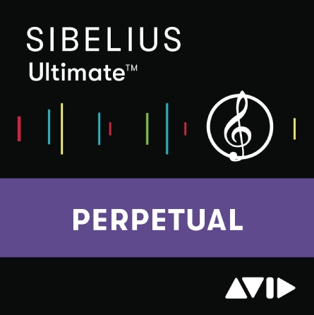 Product Cover for Sibelius ¦ Ultimate Perpetual License