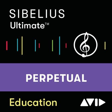 Sibelius ¦ Ultimate Perpetual License