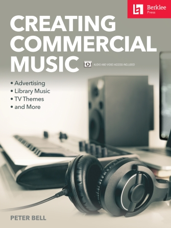 Product Cover for Creating Commercial Music