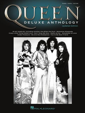 Product Cover for Queen – Deluxe Anthology