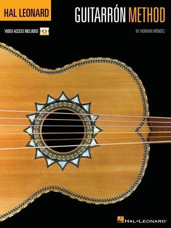 Hal Leonard Guitarrón Method