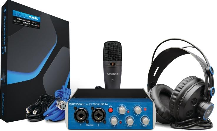 Product Cover for AudioBox USB 96 Studio