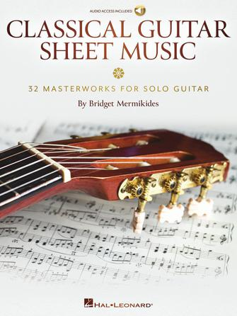 Product Cover for Classical Guitar Sheet Music