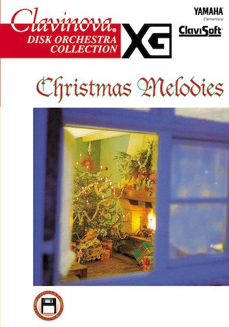 Product Cover for Christmas Melodies