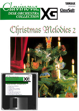 Product Cover for Christmas Melodies 2