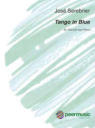 Product Cover for Tango in Blue