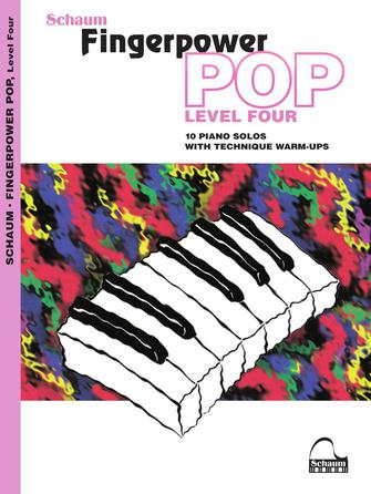 Product Cover for Fingerpower Pop – Level 4