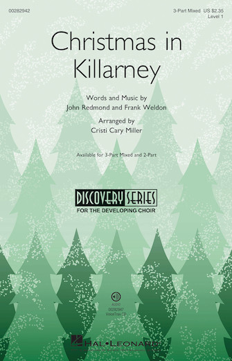 Product Cover for Christmas in Killarney