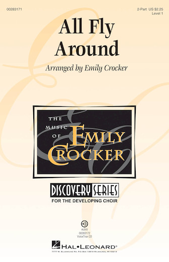 All Fly Around : 2-Part : Emily Crocker : Sheet Music : 00283171 : 888680791193