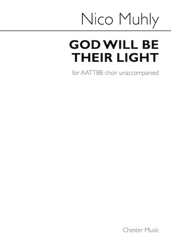 Product Cover for God Will Be Their Light