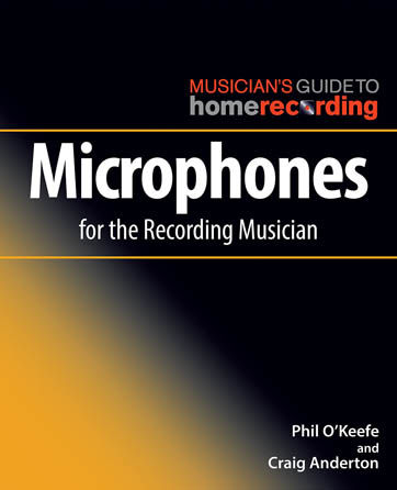 Product Cover for Microphones for the Recording Musician