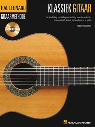 Product Cover for Hal Leonard Gitaarmethode – Klassiek Gitaar