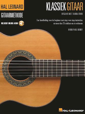 Product Cover for Hal Leonard Gitaarmethode – Klassiek Gitaar Uitgave Met Tabulatuur