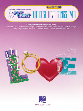 Product Cover for The Best Love Songs Ever – 3rd Edition