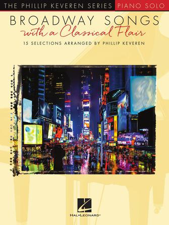 Product Cover for Broadway Songs with a Classical Flair