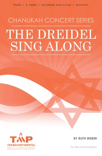 Product Cover for The Dreidel Sing Along