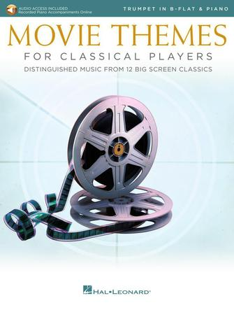 Product Cover for Movie Themes for Classical Players – Trumpet and Piano