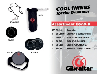 Product Cover for Cool Gifts for the Drummer – Bundle B