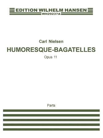 Product Cover for Humoresque Bagatelles Op.11