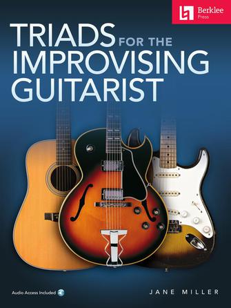 Product Cover for Triads for the Improvising Guitarist