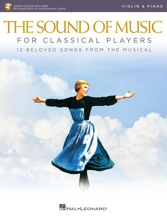 The Sound of Music for Classical Players – Violin and Piano