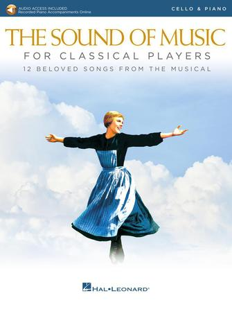 Product Cover for The Sound of Music for Classical Players – Cello and Piano