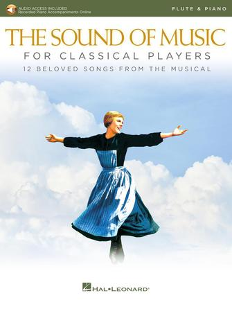 Product Cover for The Sound of Music for Classical Players – Flute and Piano