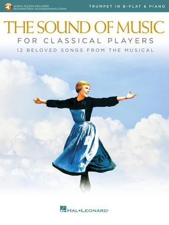 Product Cover for The Sound of Music for Classical Players – Trumpet and Piano
