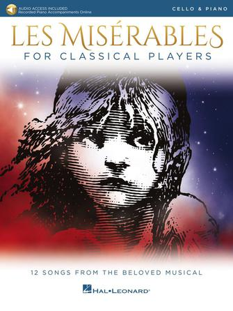 Product Cover for Les Misérables for Classical Players